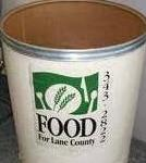 Our firm collected lost of food for Food For Lane County to assist in providing food support throughout the community