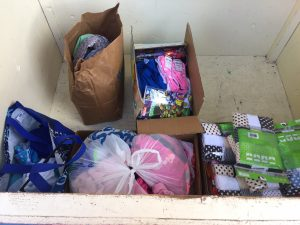 GAT Law Firm providing donations for kids in need